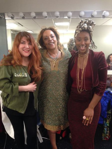 Ireland Rising NYC -Cassandra Wilson & Loah